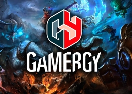 Фестиваль киберспорта и видеоигр Gamergy